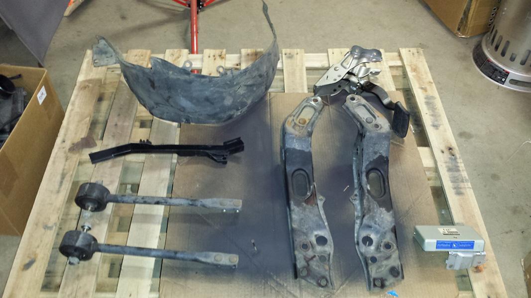 Lsd Big Brakes And Random Oem S14 Parts 240sxone Forums